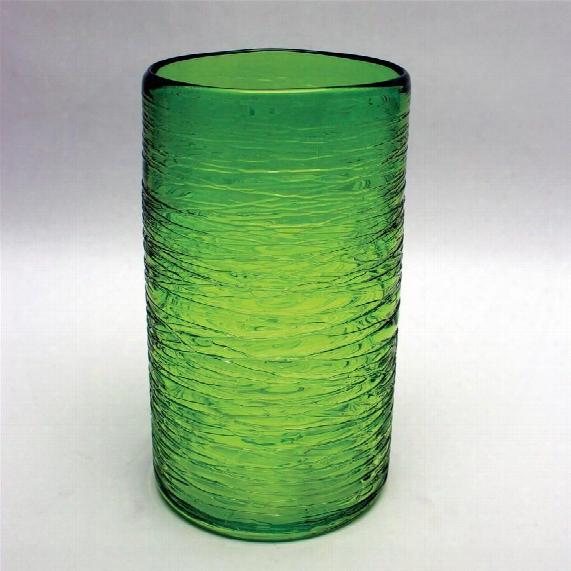 """Amboise 9"""" Glass Vase"""