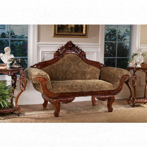 Beauchamp Victorian Parlor Settee