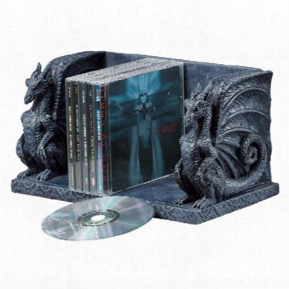 Blackmore Dragons Library Holder