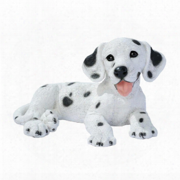 Dalmation Puppy Dog Statue
