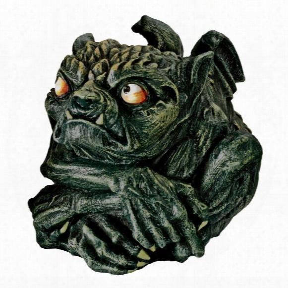 Devilish Gothic Troll Statues: Twilight Troll