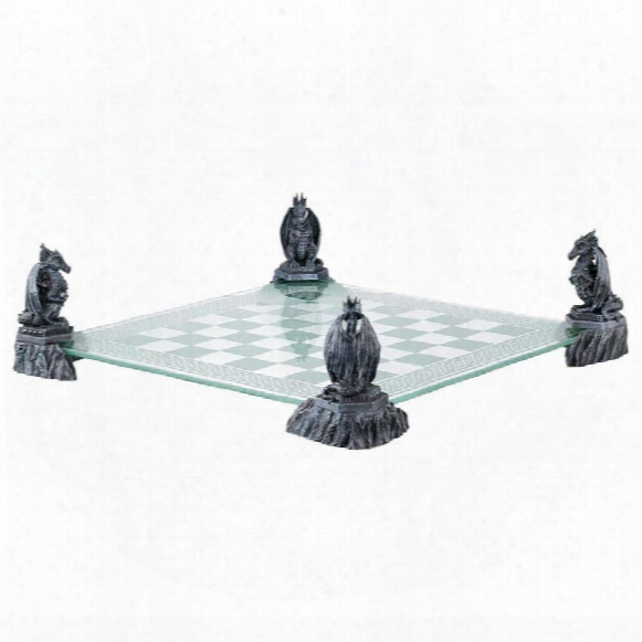 Dragons Of The Realm Chess Board