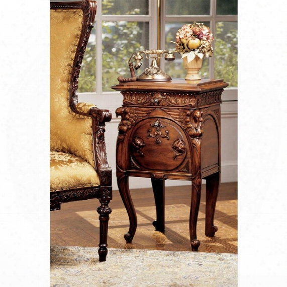 Falconcrest Causative Table