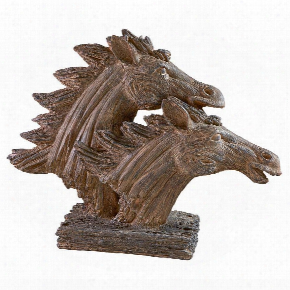 Freedom's Gallop Running Horse Statue