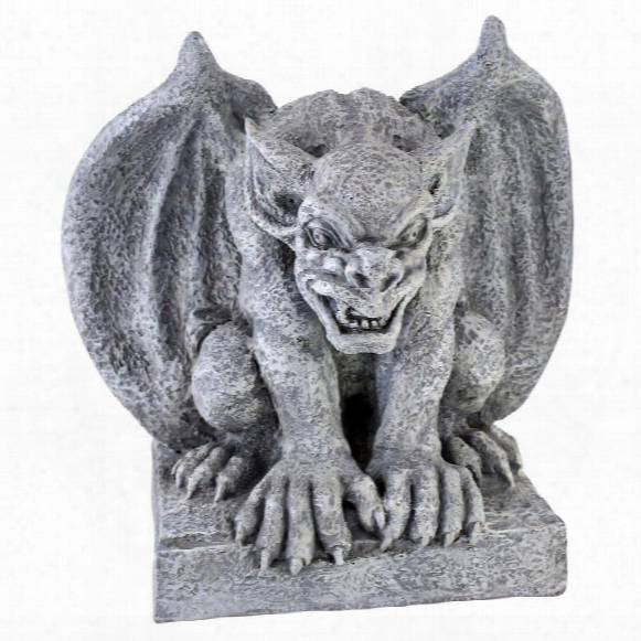"Gomorrah, The Gothic Gargoyle"" Statue"