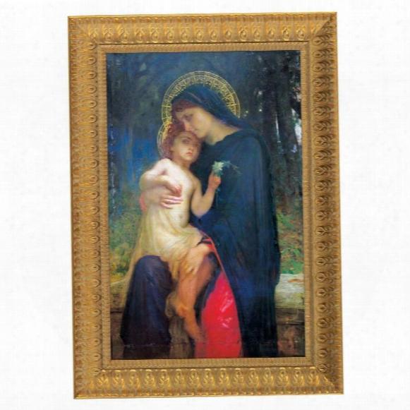 L'addolorata Canvas Replica Painting: Small