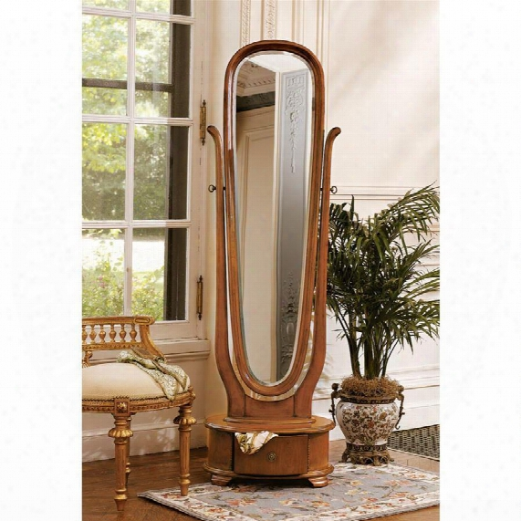 Lady Caroline Full-length Mirror