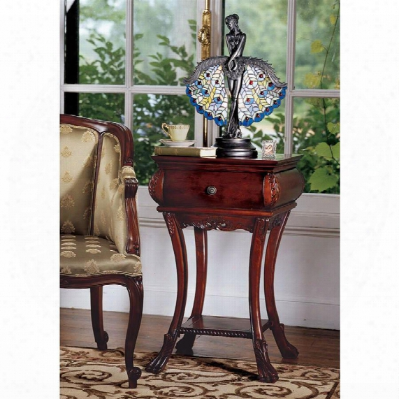 Loire Hourglass Side Table