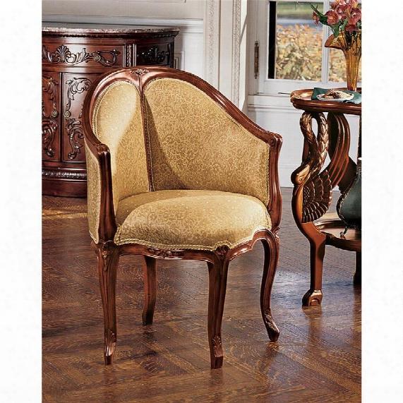 Louis Xv Fauteuil De Bureau Chair
