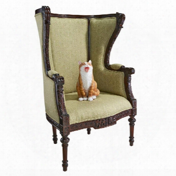 Louis Xvi Wingback Armchair