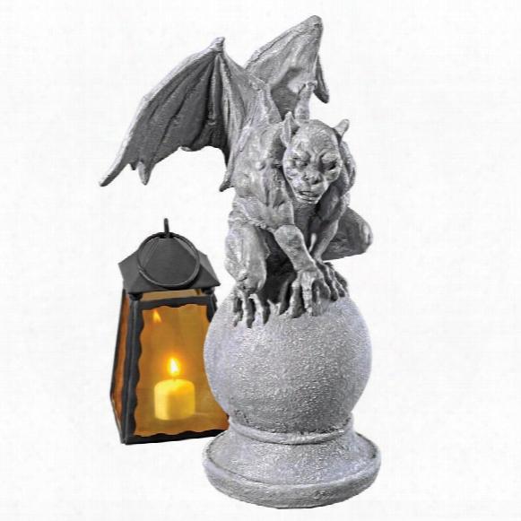 "Malicay, The Malicious"" Gargoyle Statue"