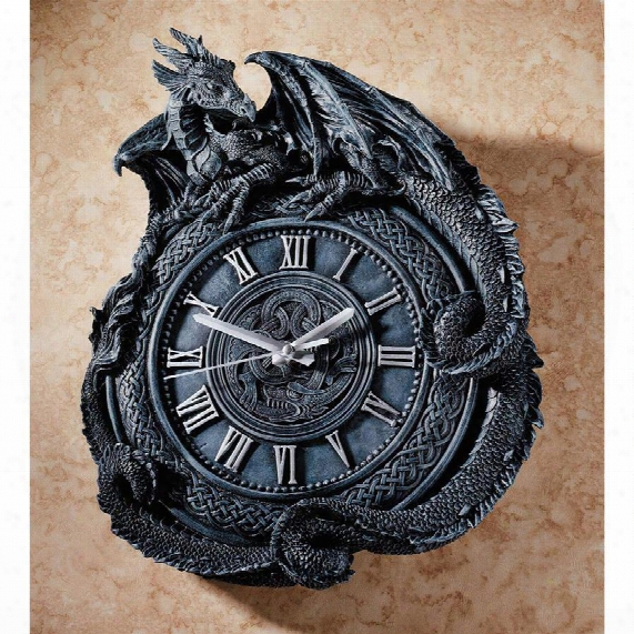 Penhurst Dragon Clock