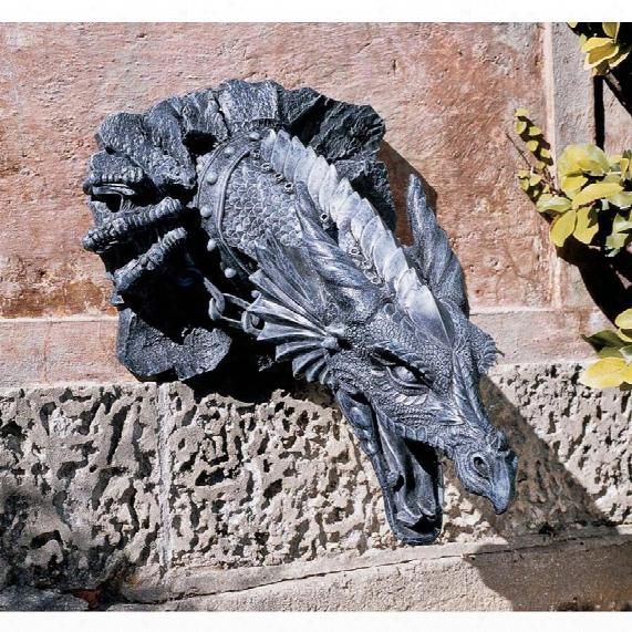 Sir Gawain's Dragon Sculpture