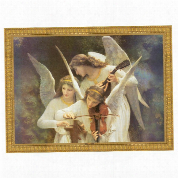 Song Of The Angels, 1881 Canvas Replica Painting: Grande