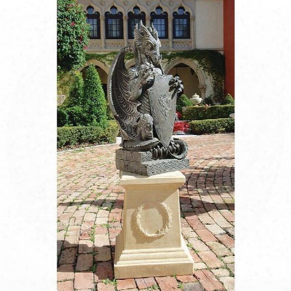 The Grande Dragon Sentinel Sculpture