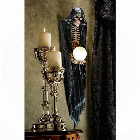 The Grim Reaper Illuminate D Wall Sculpture