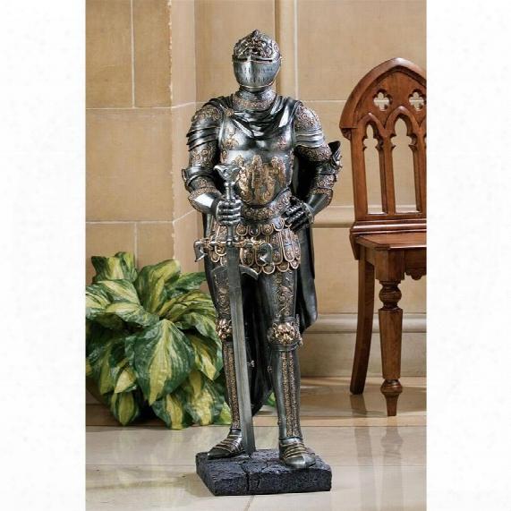 The King's Guard Sculptural Half-scale Knight Replica