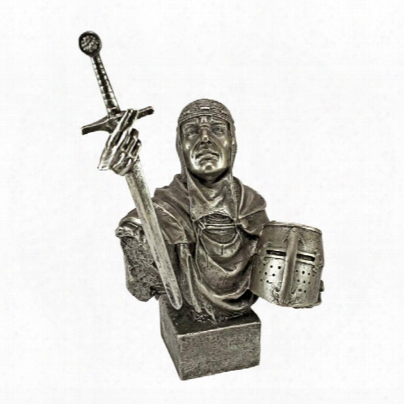 "The Quest"" Gothic Knight Statue"