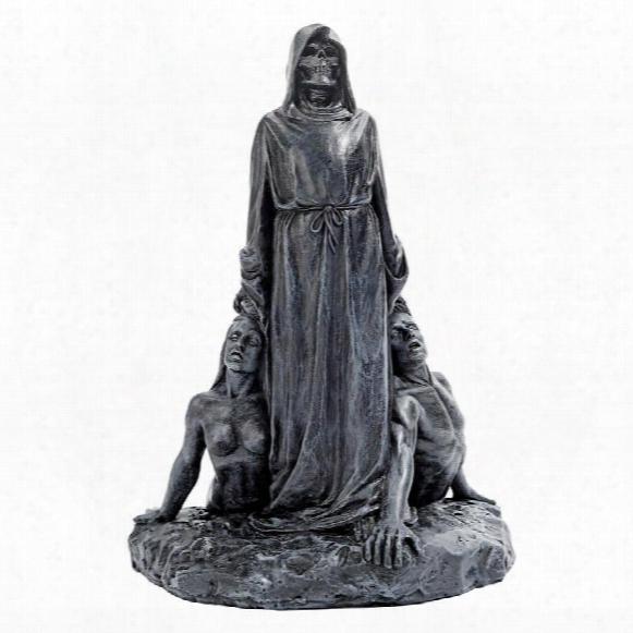 The Ultimate Destiny Gothic Grim Reaper Statue