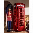 Authentic Replica British Telephone Booth