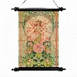 The Fairy Muse Canvas Wall Scroll