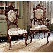 Toulon French Rococo Chair Set
