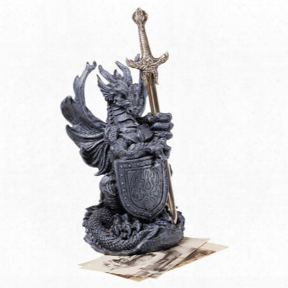 Trump, The Dragon Desk Accessory