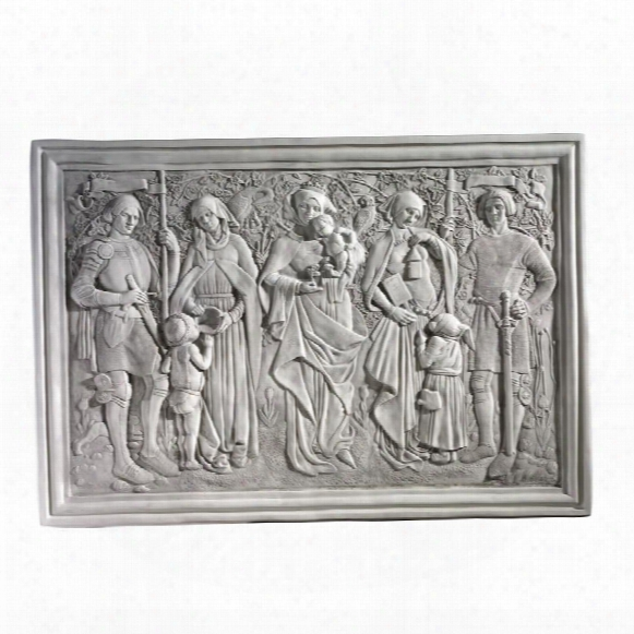 Virtues Of Honor Sculptural Frieze