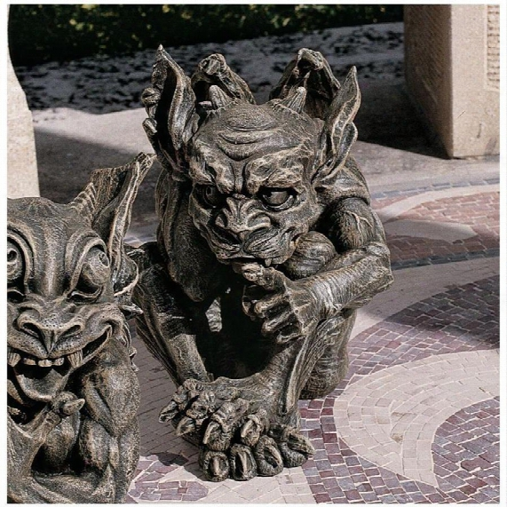 Whisper, The Gothic Gargoyle Sculpture