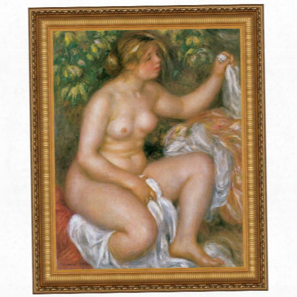 After The Bath, 1910, Canvas Replica Painting: Grande