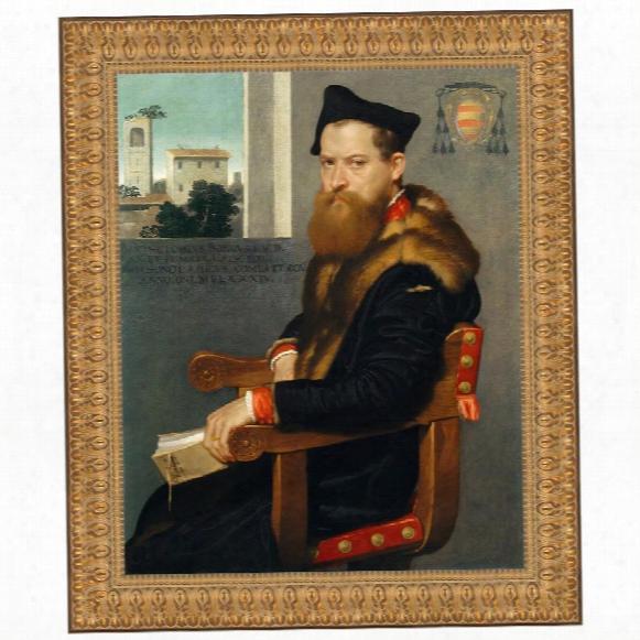 Bartolommeo Bonghi, 1553: Canvas Replica Painting: Grande