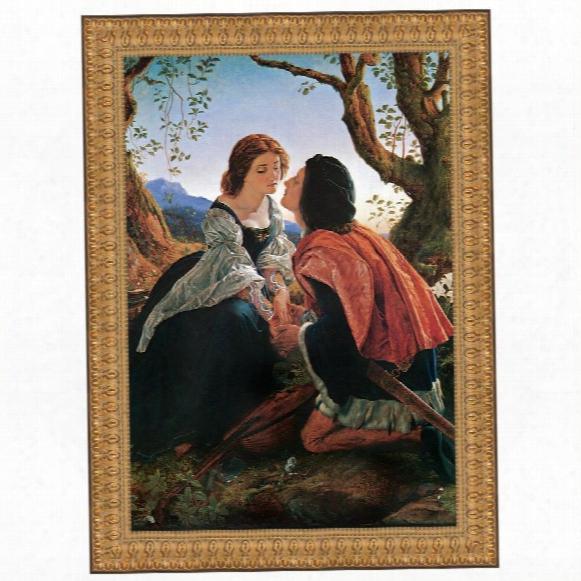Hesperus, 1857: Canvas Replica Painting: Grande