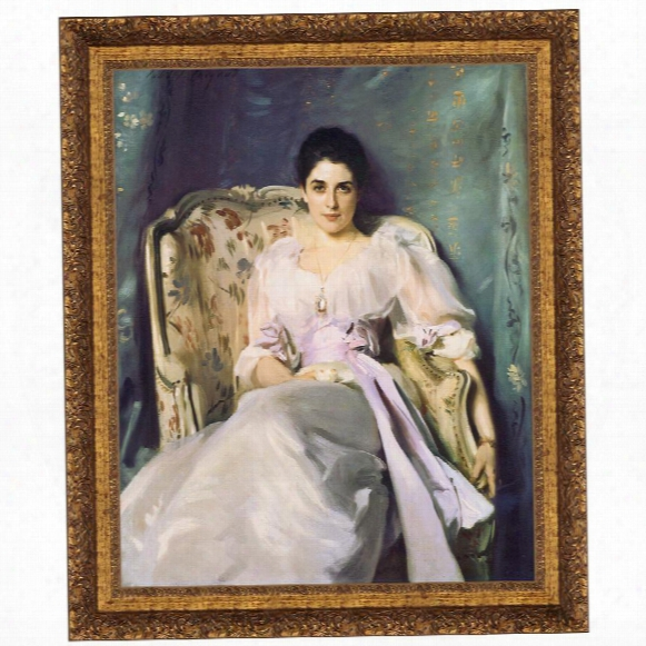 Lady Agnew Of Lochnaw, 1893, Canvas Replica Painting: Small