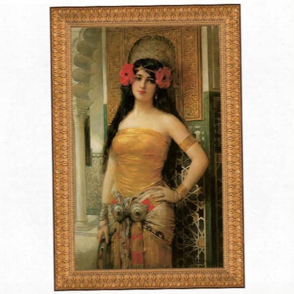 Les Coquelicots: Canvas Replica Painting: Grande