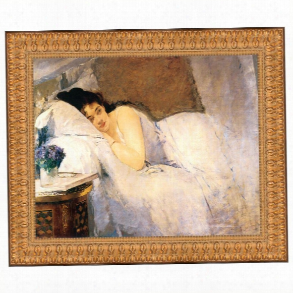 Morning Awakening, 1878: Canvas Replica Painting: Grande