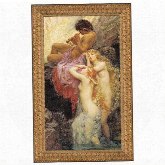 Sea Melodies, 1904 Canvas Replica Painting: Medium