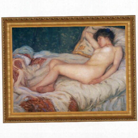 Sleep, 1903, Canvas Replica Painting: Grande