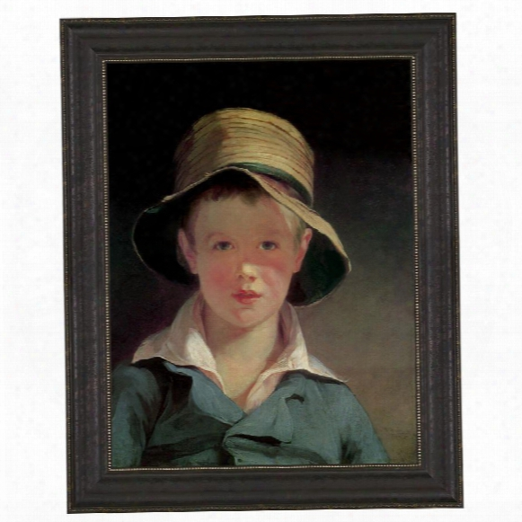 The Torn Hat, 1820 Canvas Replica Painting: Grande