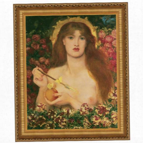 Venus Verticordia, 1868, Canvas Replica Painting: Grande