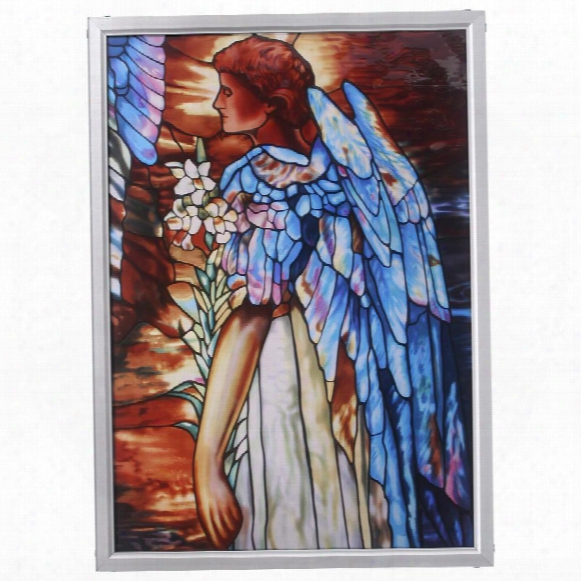 Angel Of Light Art Glass