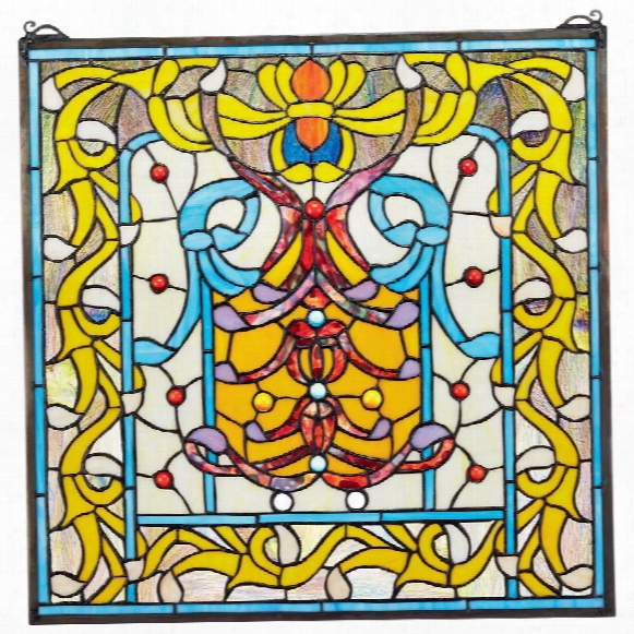 Bedford Manor Stained Glass Window