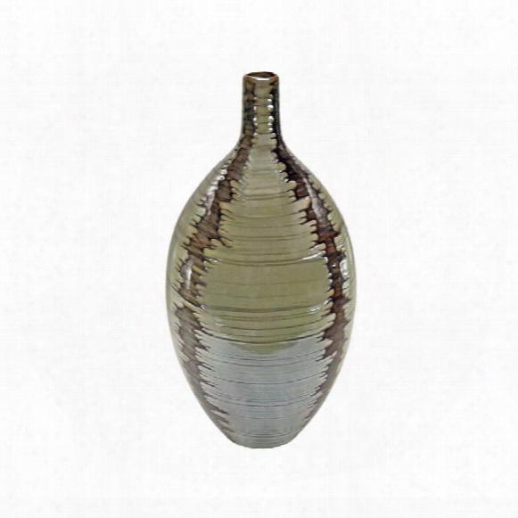 """Donoma 15""""hand-crafted Ceramic Vase"""
