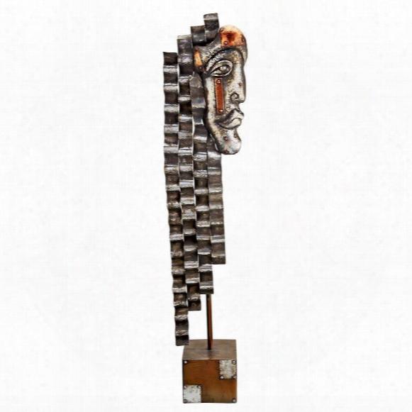 Goddess  Hera Metal Statue