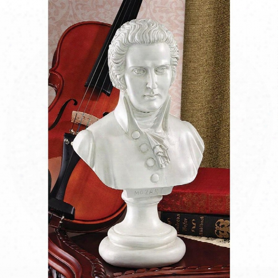 Great Composer Collection: Mozart Sculptures