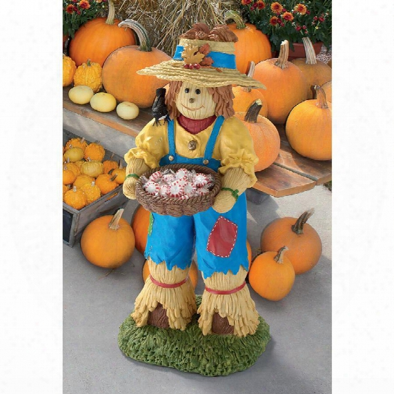 "Hayman, The Scarecrow"" Statue"