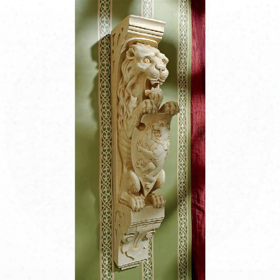 Manor Object Of Interest Wall Sculpture
