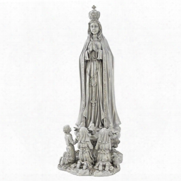 Our Lady Of Fatima: Large Statue
