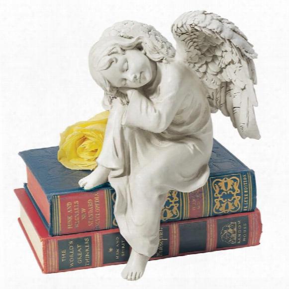 Peaceful Dreams Angel Statue
