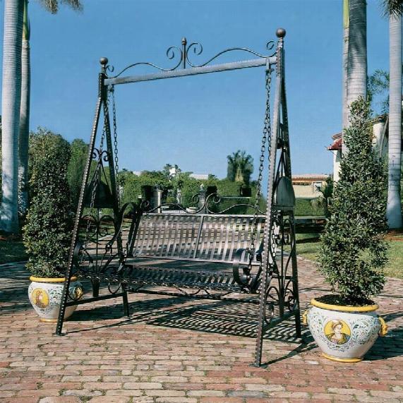 Rockaway Garden Swing
