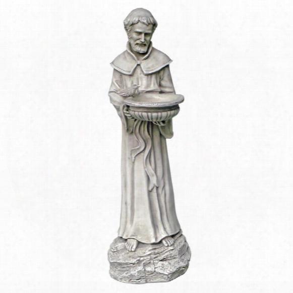 Saint Francis: Nature's Patron Saint Statue